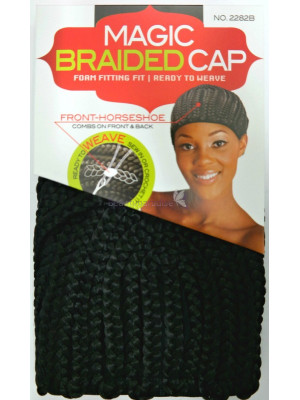 Magic Collection Braided Cap