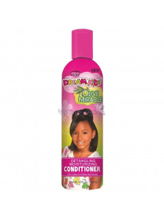 African Pride Dream Kids Olive Miracle Detangling Moisturizing Conditioner