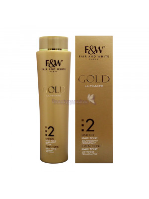 Fair And White Gold Ultimate Even Tone 500ml