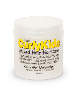Curly Kids Mixed Hair Haircare Curly Gel Moisturizer