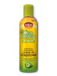 African Pride Olive Miracle Leave in Conditioner 355 ml