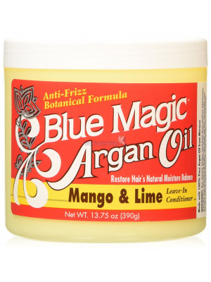 Blue Magic Argan Oil Mango And Lime Leave In Conditioner