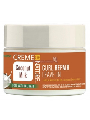 Creme Of Nature Coconut Milk Repair Leave-In