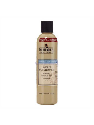 Dr Miracle Leave In Conditioner