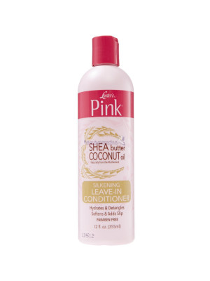 Lusters Shea Butter Coconut Oil Leave In Conditioner