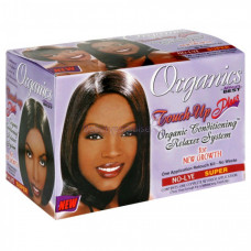 Africas Best Organics Touch-Up Plus Organic Conditioning Relaxer System