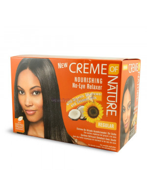 Creme of Nature Nourishing No-Lye Relaxer with Coconut