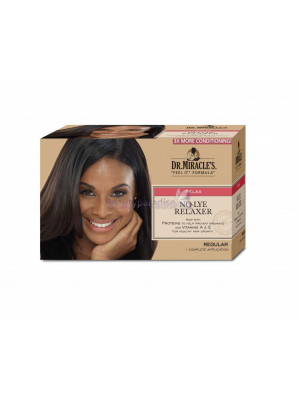 Dr Miracle No Lye Relaxer Kit