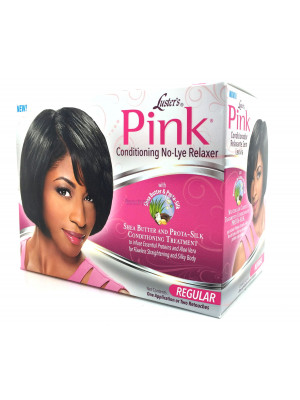 Lusters Pink Conditioning No-Lye Relaxer