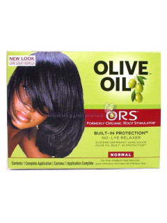 ORS Olive Oil No Lye Hair Relaxer