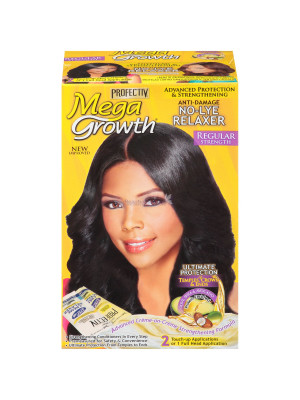 Profectiv Mega Growth Anti Damage No Lye Relaxer