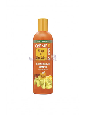Creme Of Nature Mango And Shea Butter Ultra-Moisturizing Shampoo
