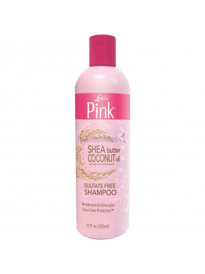 Lusters Shea Butter Coconut Oil Sulfate Free Shampoo