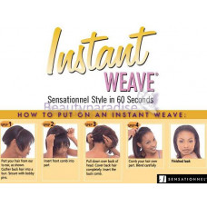 Instant Weave Syn Ruby FM 7002