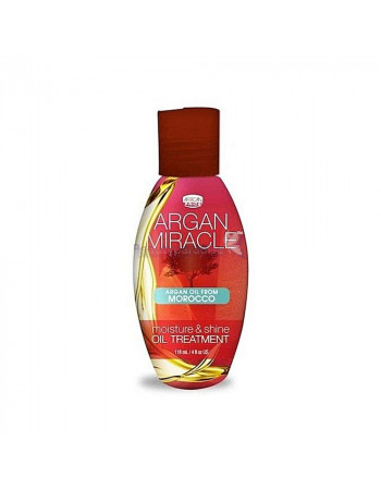 African Pride Argan Miracle Moisture and Shine Oil Treatment