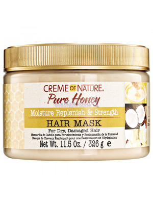 Creme of Nature Pure Honey Moisture Replenish & Strengthening Mask