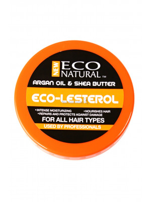 Eco Styler Eco Natural  Argan Oil and Shea Butter Eco-Lesterol