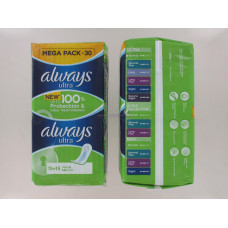 Always Ultra Big Pack 30 pcs