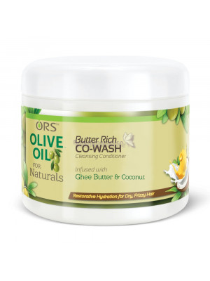 Other Hair Care & Styling Hair Care & Styling Ors Olive Oil For Naturals Butter Bliss Shampoo