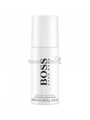 Hugo Boss Bottled Unlimited Deo Spray 150ml