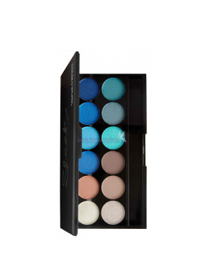 Sleek Makeup I-Divine Eyeshadow Palette Calm Before The Storm