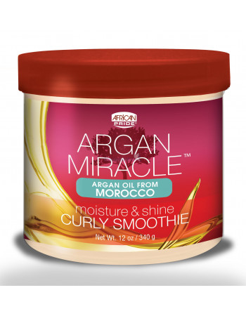 African Pride Argan Miracle Curly Smoothie