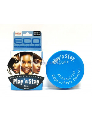 Eco Styler Play 'N Stay Edge And Style Control - Pure