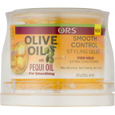 ORS Olive Oil with Pequi Oil Smooth Control Styling Gelee Firm Hold